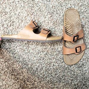 Birkenstock   Birki's Super Noppy Sandals